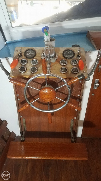 1958 Chris Craft boat for sale, model of the boat is Sea Skiff & Image # 15 of 40