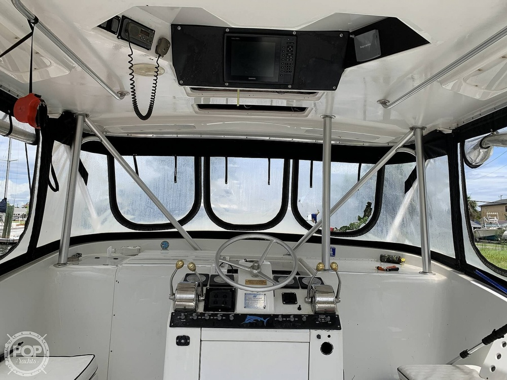 1995 Luhrs boat for sale, model of the boat is Tournament 320 Open & Image # 3 of 40