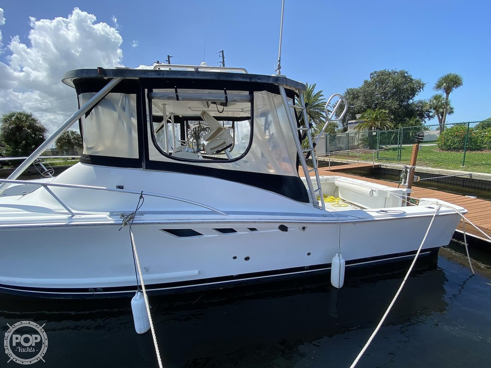 1995 Luhrs boat for sale, model of the boat is Tournament 320 Open & Image # 16 of 40