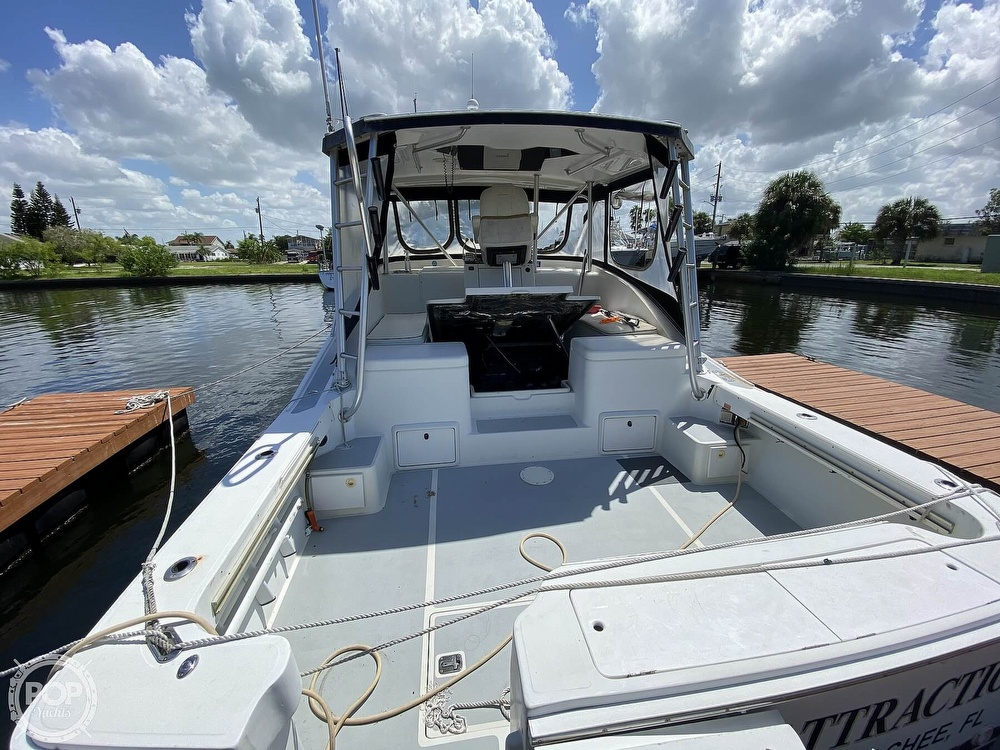 1995 Luhrs boat for sale, model of the boat is Tournament 320 Open & Image # 17 of 40