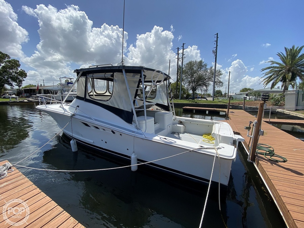 1995 Luhrs boat for sale, model of the boat is Tournament 320 Open & Image # 33 of 40