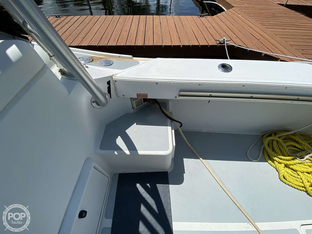 1995 Luhrs boat for sale, model of the boat is Tournament 320 Open & Image # 37 of 40