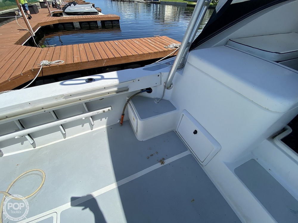 1995 Luhrs boat for sale, model of the boat is Tournament 320 Open & Image # 40 of 40