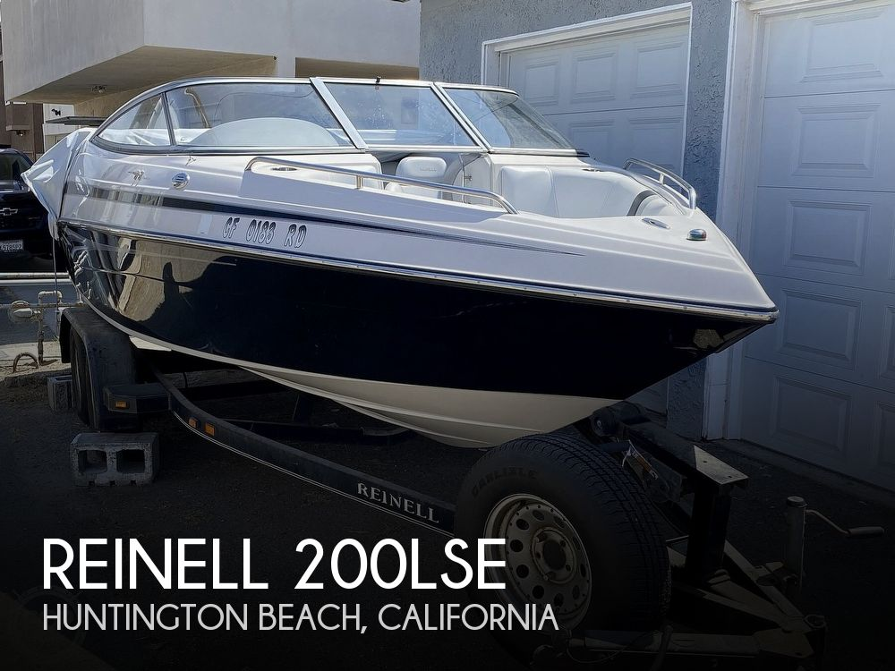 Used Reinell Boats For Sale by owner | 2008 Reinell 200LSE