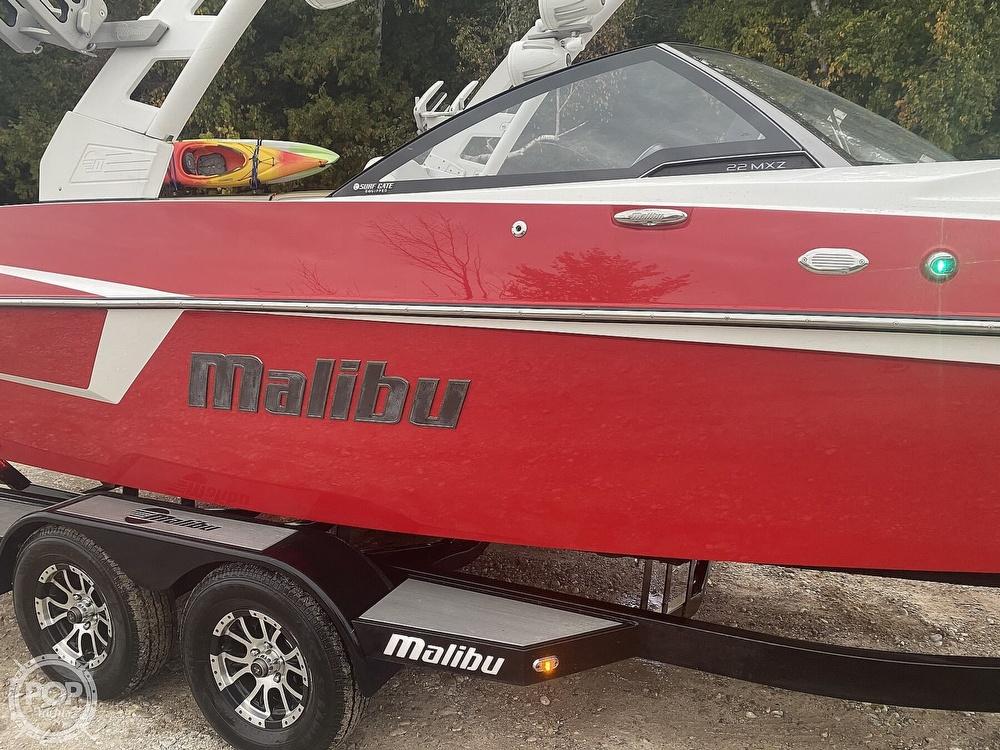 2017 Malibu boat for sale, model of the boat is WAKESETTER 22 MXZ & Image # 12 of 19