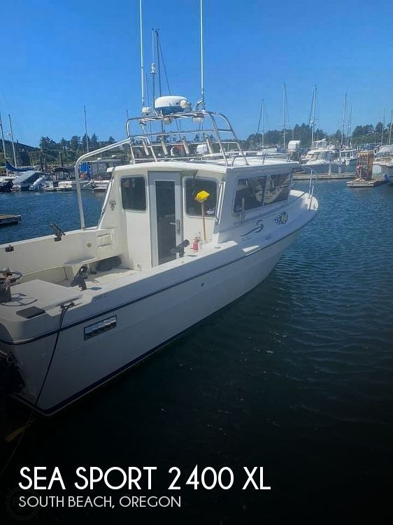 Used SEA SPORT Boats For Sale by owner | 2003 Sea Sport 2400 XL