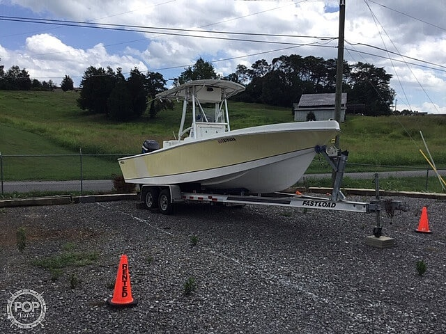 1974 Mako boat for sale, model of the boat is 231 & Image # 2 of 8