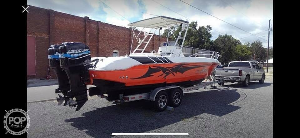 1998 Donzi boat for sale, model of the boat is 30 & Image # 5 of 40