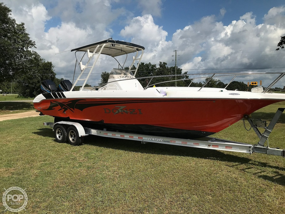 1998 Donzi boat for sale, model of the boat is 30 & Image # 2 of 40