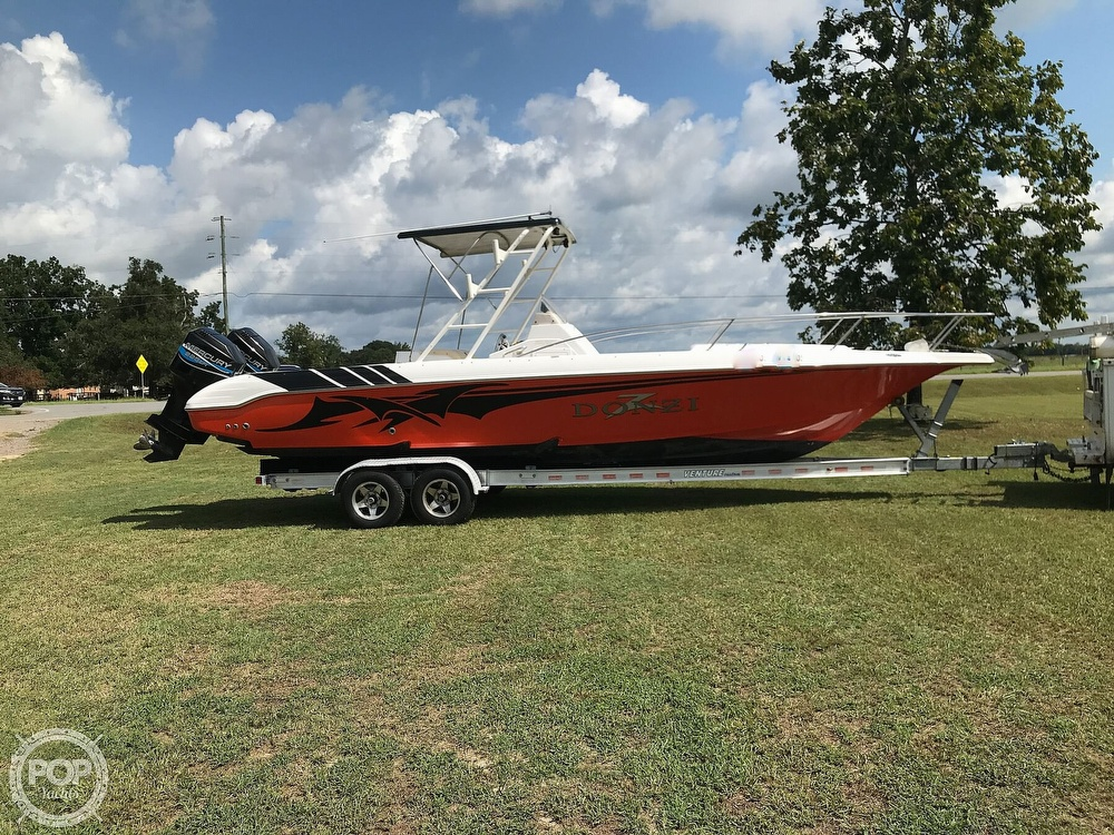 1998 Donzi boat for sale, model of the boat is 30 & Image # 35 of 40