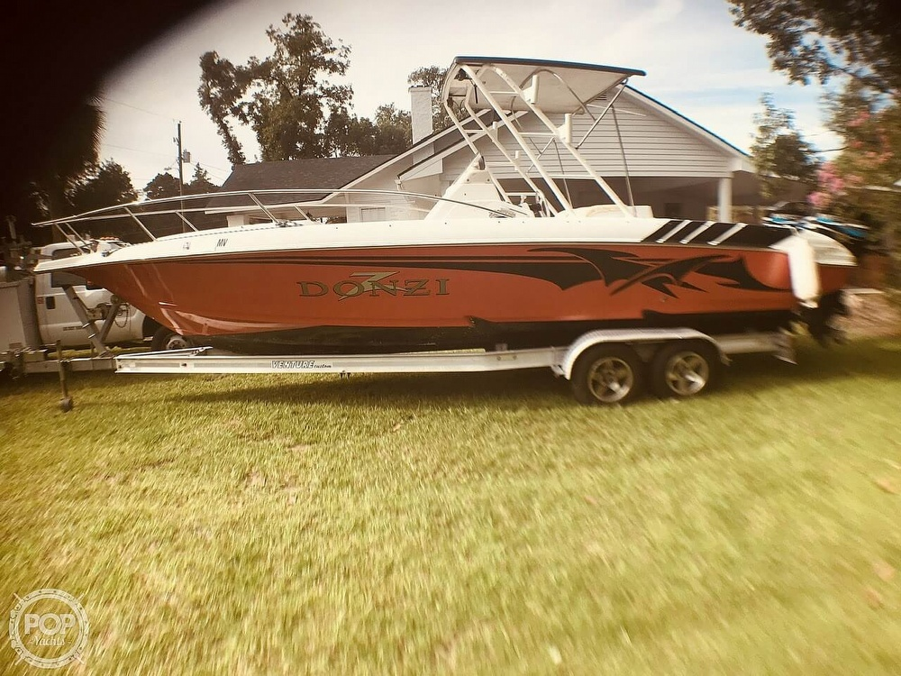 1998 Donzi boat for sale, model of the boat is 30 & Image # 40 of 40