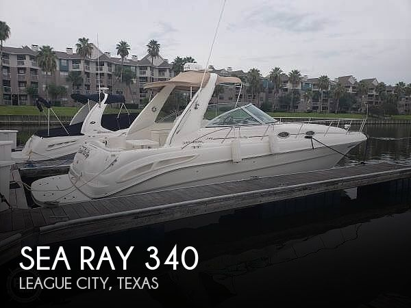 Used Sea Ray 40 Sundancer Boats For Sale by owner | 2000 Sea Ray 340 Sundancer