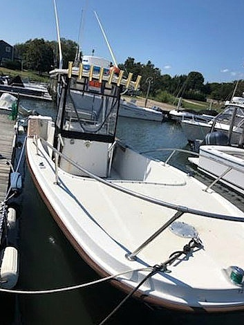 1981 Master Marine boat for sale, model of the boat is 28 & Image # 2 of 30