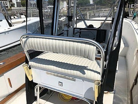 1981 Master Marine boat for sale, model of the boat is 28 & Image # 4 of 30
