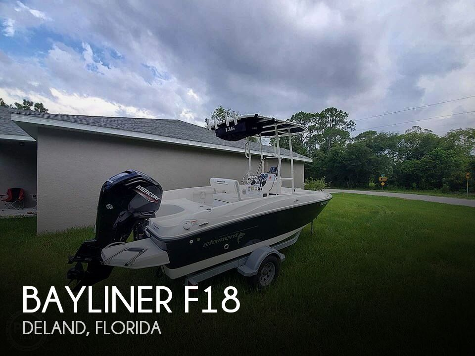 2020 BAYLINER F18 for sale