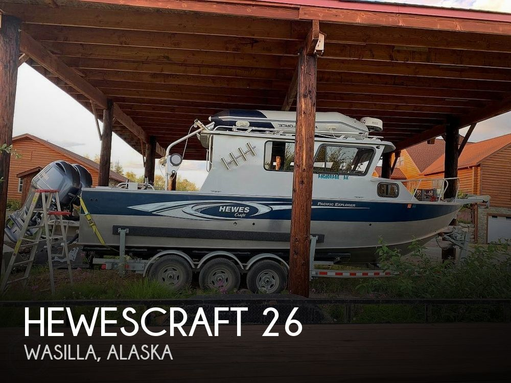 Used HewesCraft Boats For Sale by owner | 2016 Hewescraft 26