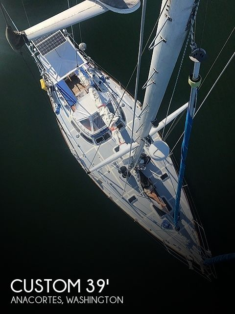 Used Sailboats For Sale in Washington by owner | 1988 39 foot Swiss-French Blue Water Steel Cutter
