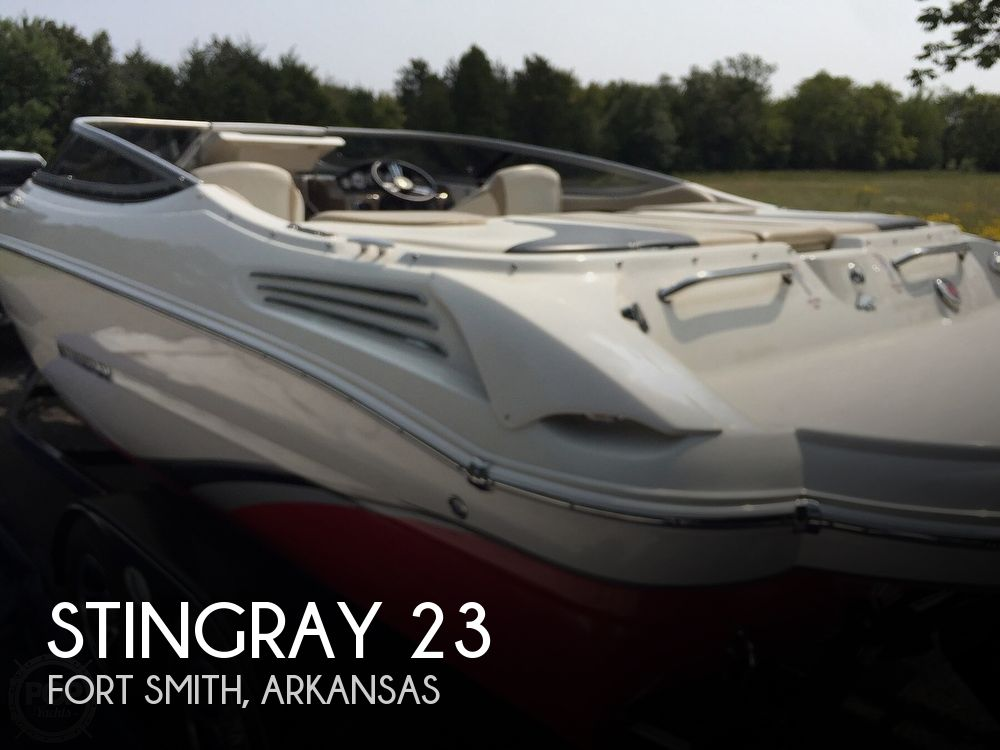 2014 Stingray boat for sale, model of the boat is 23 & Image # 1 of 41
