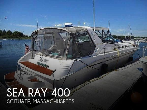 Used Sea Ray 400 Boats For Sale by owner | 1997 Sea Ray 400