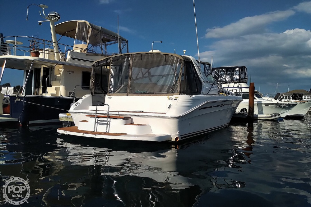 1997 Sea Ray boat for sale, model of the boat is 400 Express Cruiser & Image # 31 of 40