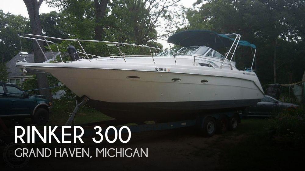 Used Rinker 30 Boats For Sale by owner | 1992 Rinker 300 Fiesta Vee