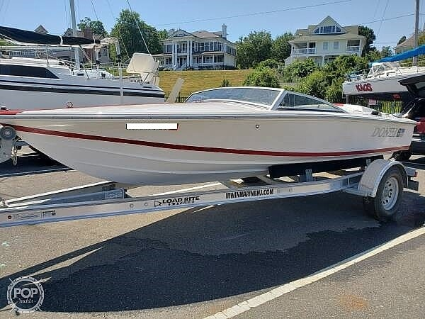 1996 Donzi boat for sale, model of the boat is 18 Classic & Image # 2 of 41