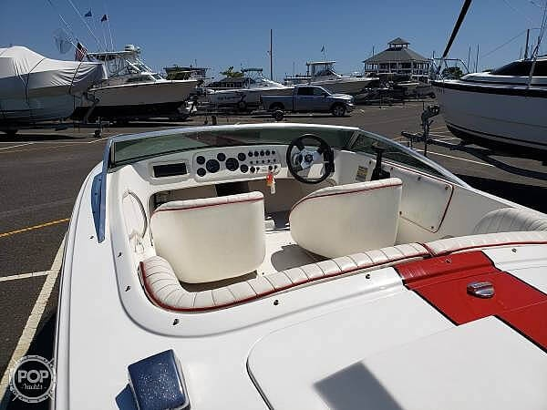 1996 Donzi boat for sale, model of the boat is 18 Classic & Image # 6 of 41