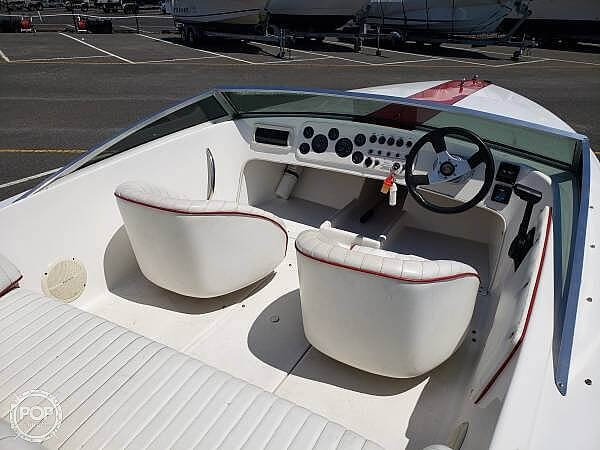 1996 Donzi boat for sale, model of the boat is 18 Classic & Image # 7 of 41