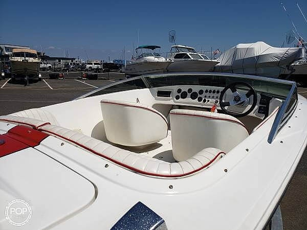 1996 Donzi boat for sale, model of the boat is 18 Classic & Image # 8 of 41