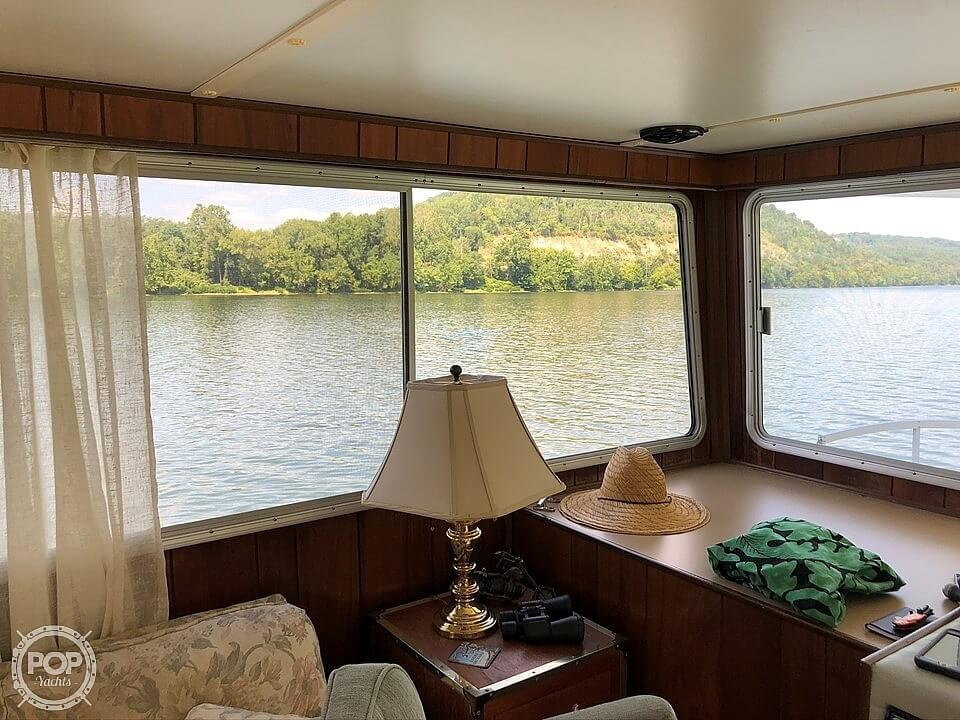 1987 Gibson boat for sale, model of the boat is 50 & Image # 14 of 40