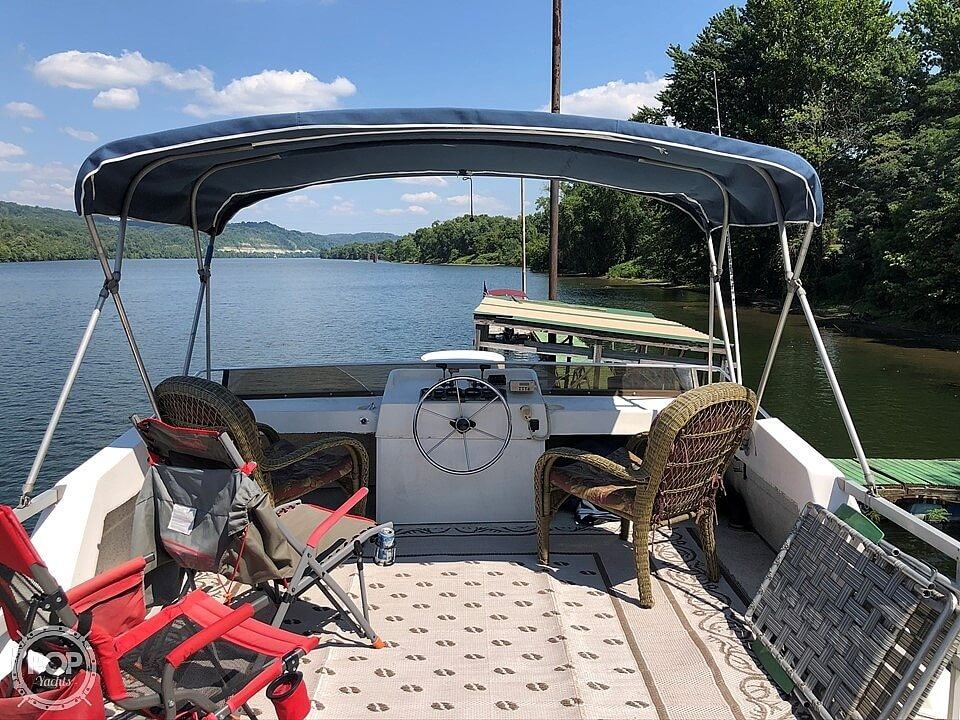 1987 Gibson boat for sale, model of the boat is 50 & Image # 17 of 40