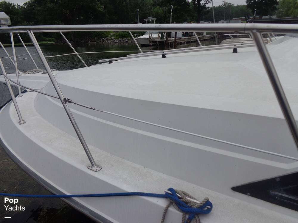 1993 Carver boat for sale, model of the boat is 340 Santego & Image # 13 of 40