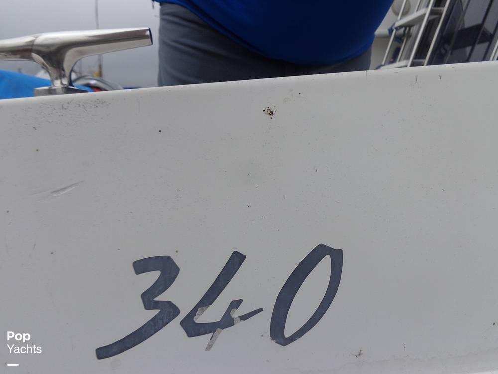 1993 Carver boat for sale, model of the boat is 340 Santego & Image # 26 of 40