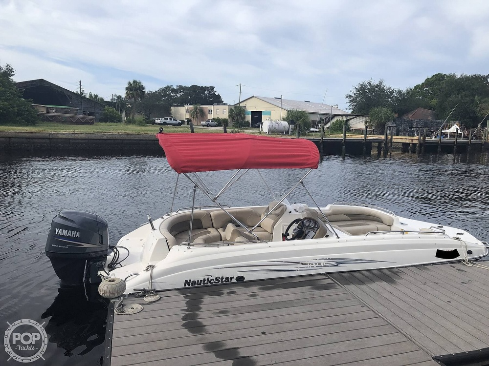 2011 Nautic Star boat for sale, model of the boat is 205 SC & Image # 8 of 40
