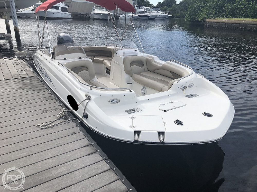 2011 Nautic Star boat for sale, model of the boat is 205 SC & Image # 11 of 40