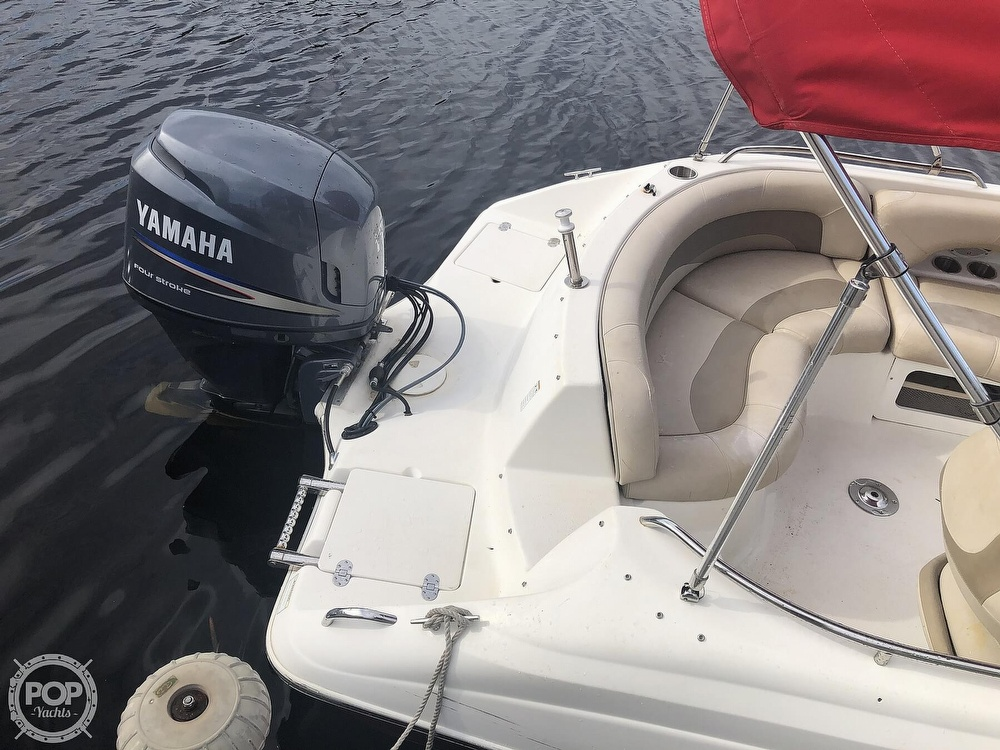 2011 Nautic Star boat for sale, model of the boat is 205 SC & Image # 14 of 40