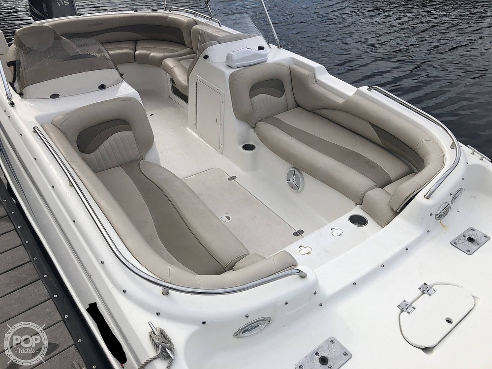 2011 Nautic Star boat for sale, model of the boat is 205 SC & Image # 22 of 40