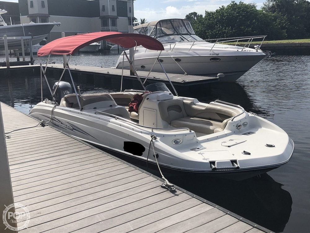 2011 Nautic Star boat for sale, model of the boat is 205 SC & Image # 5 of 40