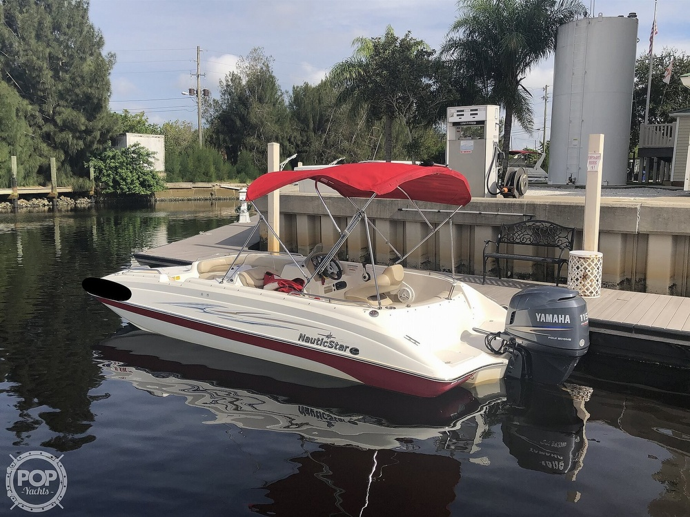 2011 Nautic Star boat for sale, model of the boat is 205 SC & Image # 2 of 40