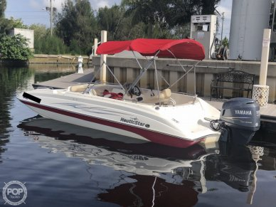 Beautiful Deck Boat