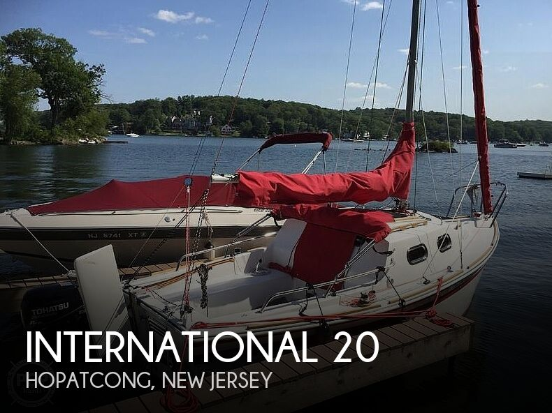 Used International Boats For Sale by owner | 2015 International Voyager 20