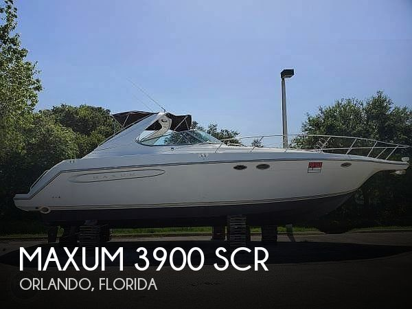 Used Maxum Boats For Sale by owner | 1996 Maxum 39 SCR