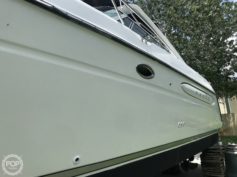 1996 Maxum boat for sale, model of the boat is 3900 SCR & Image # 19 of 40