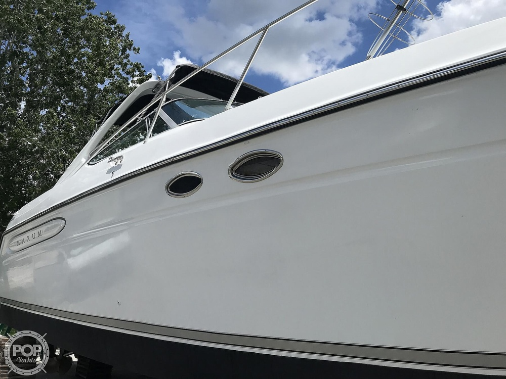 1996 Maxum boat for sale, model of the boat is 3900 SCR & Image # 23 of 40