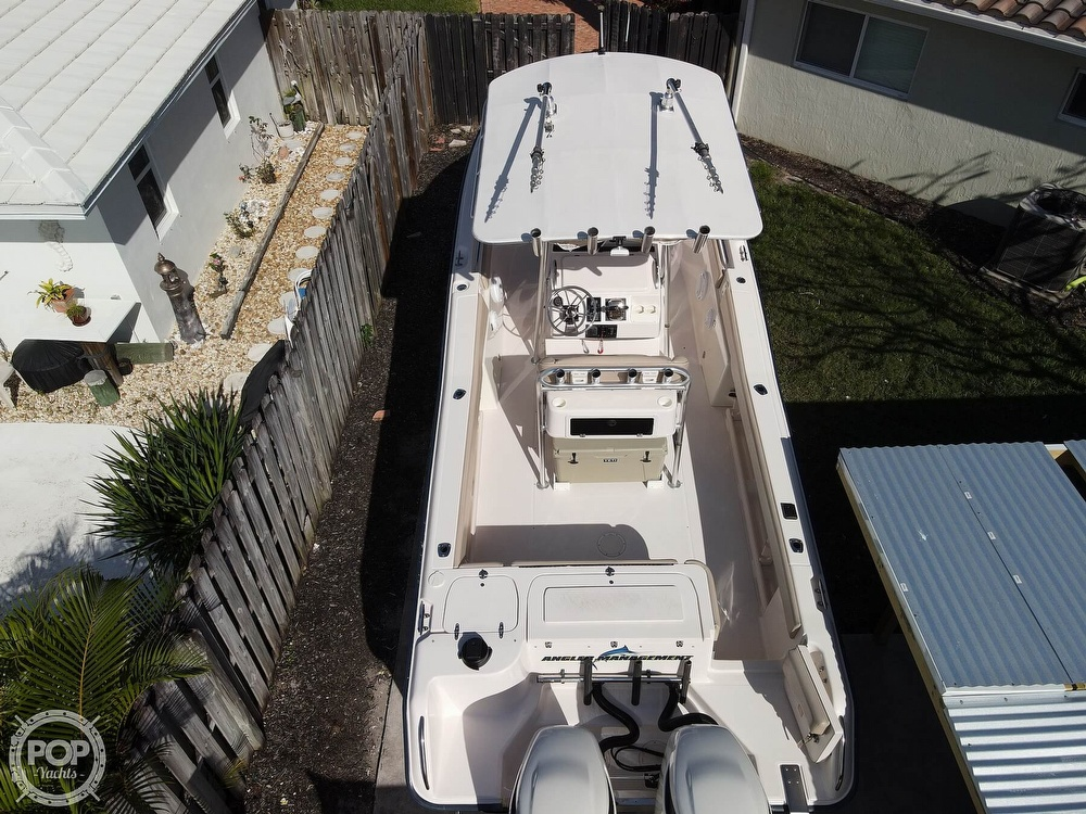 2002 Grady-White boat for sale, model of the boat is Chase 273 & Image # 20 of 40