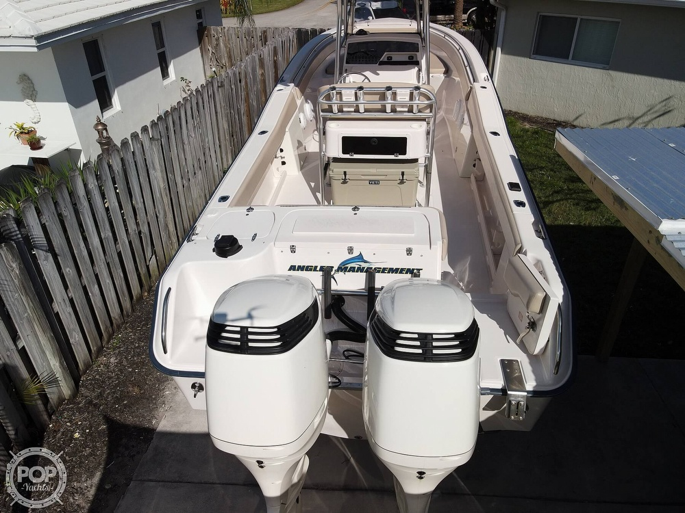 2002 Grady-White boat for sale, model of the boat is Chase 273 & Image # 22 of 40