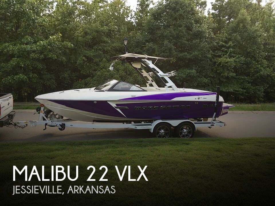 Used Boats For Sale in Arkansas by owner | 2015 23 foot Malibu Wakesetter