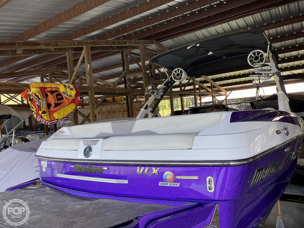 2015 Malibu boat for sale, model of the boat is 22 VLX & Image # 4 of 13