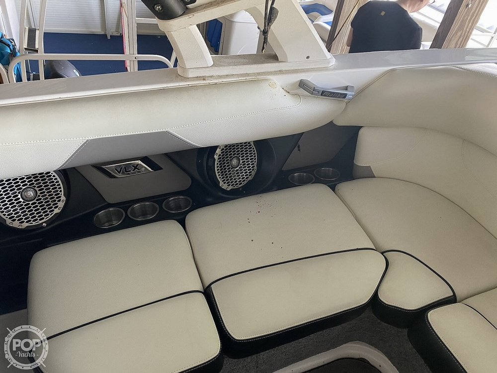 2015 Malibu boat for sale, model of the boat is 22 VLX & Image # 11 of 13