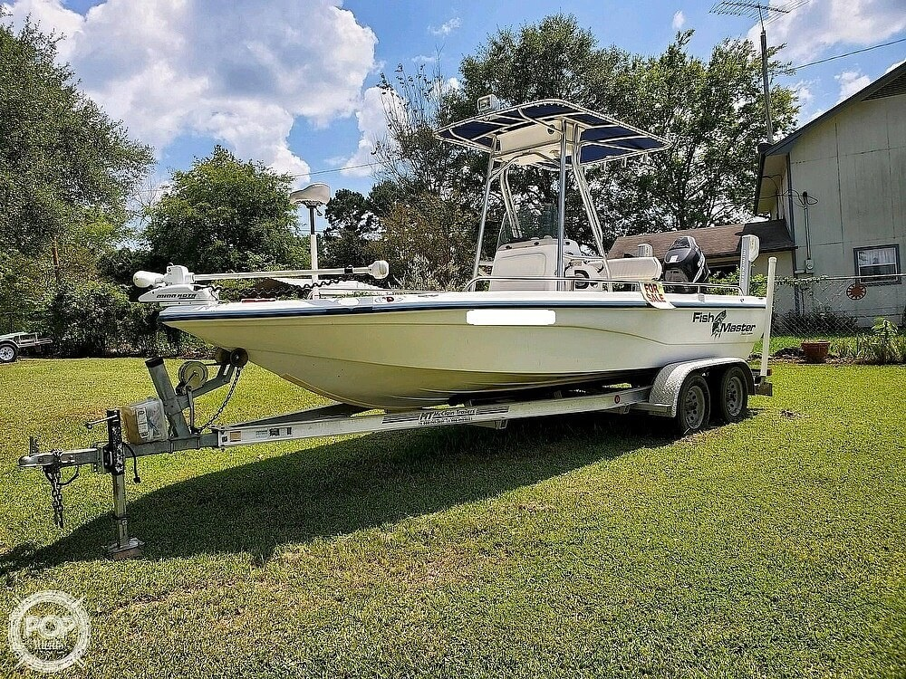 2005 Fish Master boat for sale, model of the boat is 21 & Image # 2 of 41